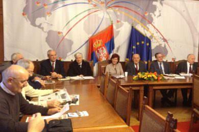 Одржана редовна Скупштина Удружења пензионера из Хрватске