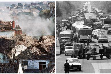 Позив предсједника Савеза Срба из региона Миодрага Линте за евидентирање имовине избјеглих и прогнаних лица и осталих оштећених грађана која се налази у Хрватској, Босни и Херцеговини и Словенији