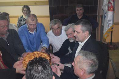 Одржано вече Крајишника у селу Доњи Товарник (општина Пећинци)