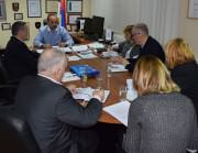 Линта са сарадницима одржао састанак код Заштитника грађана Саше Јанковића