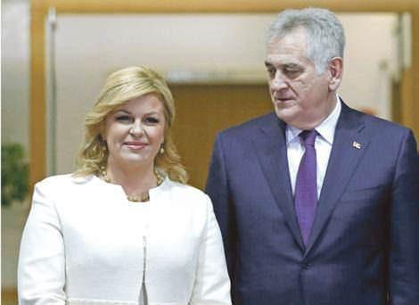 Линта: Лицемјерно понашање Колинде Грабар Китаровић