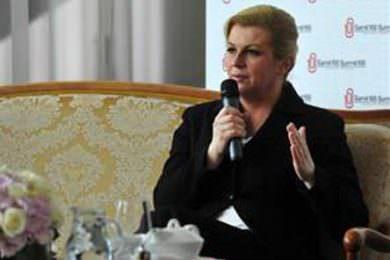 Линта: Колинда Грабар Китаровић да се заложи за конкретне мјере против говора мржње и рехабилитације усташтва