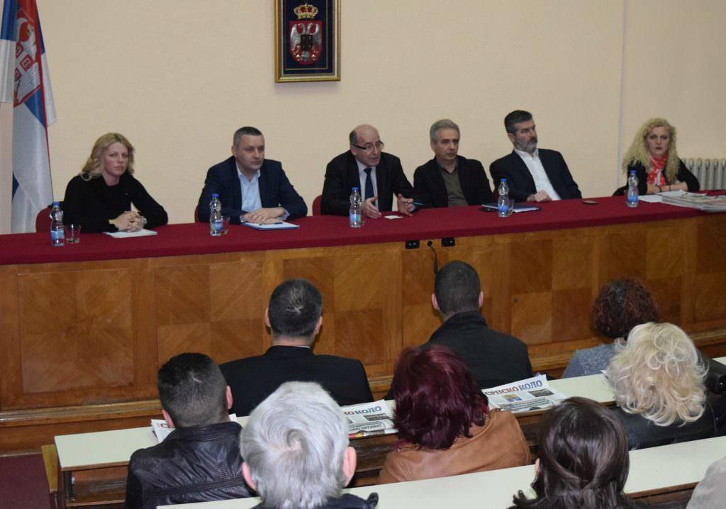 Одржана трибина за избјегла и расељена лица у Чачку