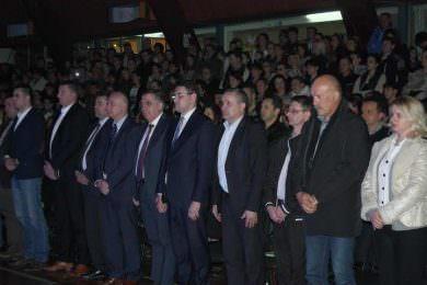 """На културној манифестацији у Каћу наступили чланови КУД-а """"Будућност"""" из Гламоча"""