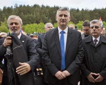 Austria Croatia  Far Right Commemoration