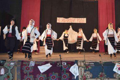 """Одржан 12. фестивал фолклора """"Не заборави роде"""" у Бачком Грачацу"""