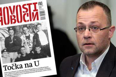 Линта подржава петицију за смјену проусташког хрватског министра културе Златка Хасанбеговића