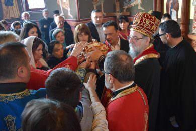 Обиљежена слава Светих апостола Ћирила и Методија у насељу Бусије