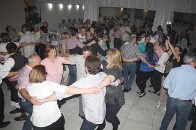 Девето вече Банијаца у Bеограду