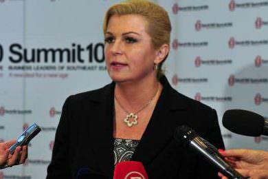 Линта: Изјава Колинде Грабар Китаровић да обожава усташког пјевача Томпсона не представља изненађење