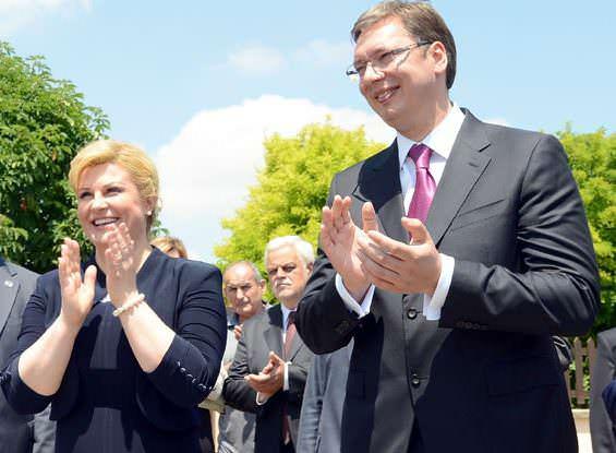 F - Vucic i Grabar Kitarovic