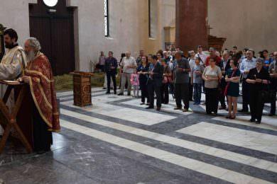Служен парастос Србима убијеним на Миљевачком платоу