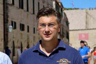 Линта: Неозбиљне и смијешне изјаве новог предсједника ХДЗ-а Андреја Пленковића