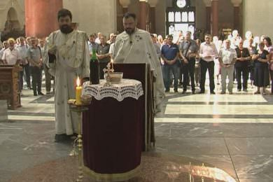 У Београду служен парастос поводом 75 година од геноцида над Србима у НДХ