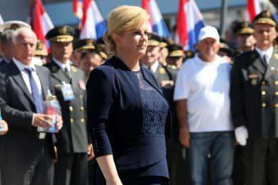 Линта: Говор Грабар Китаровић у Книну доказ да Хрватска слави протјеривање Срба