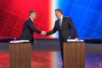 Линта: ТВ дуел показао да и Милановић и Пленковић воде антисрпску политку