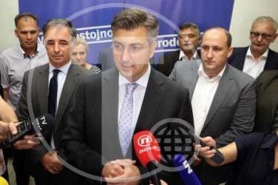 Линта: Изјава Андреја Пленковића да ће поштовати права Срба није искрена