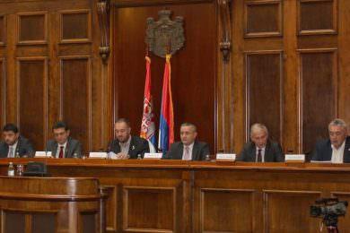 Одржана трећа сjедница Одбора за дијаспору и Србе у региону о жртвама геноцида и Холокаустa