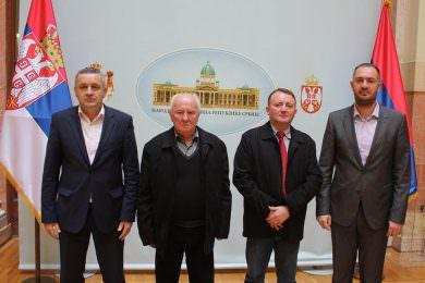 Костић и Линта подржали отварање конзулата Србије у Беранама као један од услова опстанка Срба на сјеверу Црне Горе