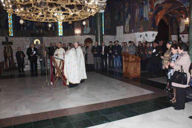 У Београду служен помен за борце Невесињске бригаде погинуле у Отаџбинском рату
