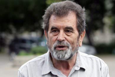 Лист ВЕЧЕРЊЕ НОВОСТИ, Миодраг Линта: Штрпца сада бране дрвени адвокати