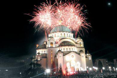 Честитка Миодрага Линте за српску православну Нову 2017. годину