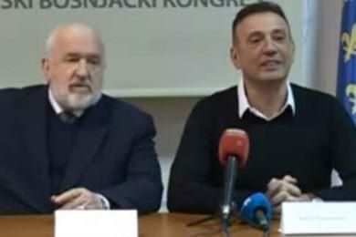 Линта: Фашистичка провокација Церића и Куртћехајића јер су Републику Српску изједначили са НДХ