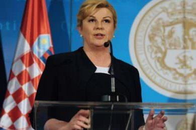 Линта: Изјава Колинде Грабар Китаровић да у Хрватској нема усташтва и фашизма велика лаж