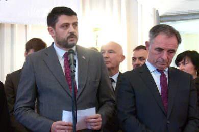 Линта: Хрватско Министарство спољних послова изнијело бесмислену тврдњу да је Владимир Божовић заговарао рат