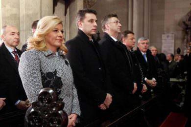 Линта: Усташтво и нацифашизам темељ данашње Хрватске