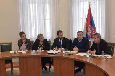 У Влади Србије одржан састанак у вези проблема станара државних станова којима је управљао ДИПОС