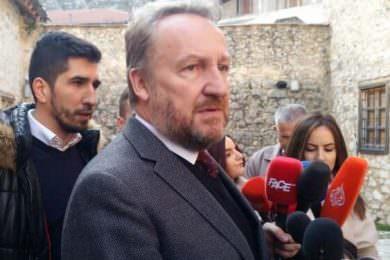 Линта: Захтјев Изетбеговића за ревизију тужбе против Србије представља напад на мир