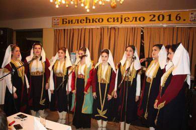 Одржано четврто сијело Билећана у Београду