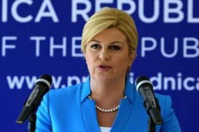 Линта: Изјаве Колинде Грабар Китаровић да не види усташтво у Хрватској вријеђају здрав разум