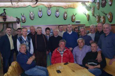 Одржан састанак Линте и сарадника са Крајишницима у Доњем Товарнику (општина Пећинци)