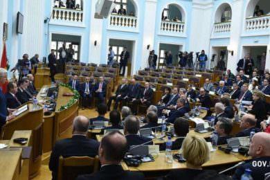 Линта осудио одлуку црногорске Скупштине о уласку Црне Горе у НАТО