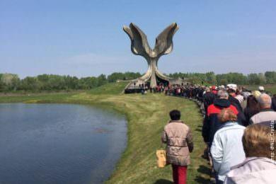 Линта: Три комеморације жртвама у Јасеновцу доказ да се Хрватска није суочила са фашизмом