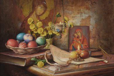 Предсједник Савеза Срба из региона Миодраг Линтa честитао највећи хришћански празник Васкрс