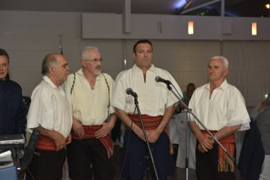 Одржано јубиларно 40. завичајно вече Фочака у Београду