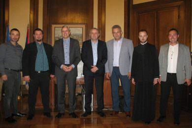 Одржан састанак делегације избјегличког насеља Грмовац са замјеником Градоначелника Београда