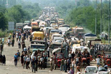 Линта поводом Свјетског дана избјеглица – Протјерани Срби не могу да остваре своја права