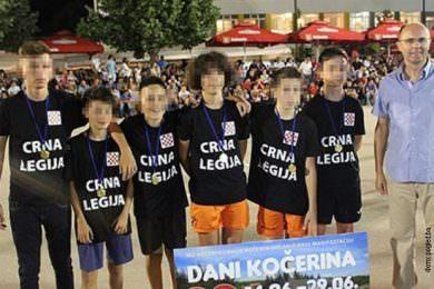"""Линта: Учешће екипе са називом """"Црна легија"""" на турниру  још један доказ усташтва у западној Херцеговини"""