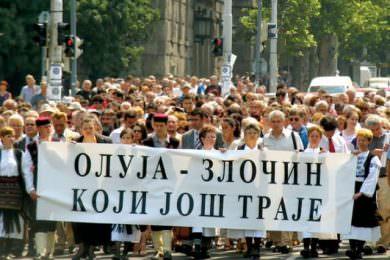 """Линта: Апел Иницијативе младих нереалан; хрватска власт се неће извинити жртвама """"Олује"""""""