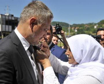 Сребреница српска срамота и гријех