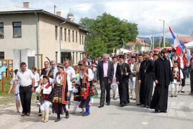 Oдржан IX. Jaњски вишебој у Стројицама (општина Шипово)