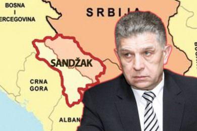 Линта: Сулуда и неразумна одлука Бошњачког националног вијећа на челу са Угљанином да афирмише план о оцјепљењу Рашке области од Србије
