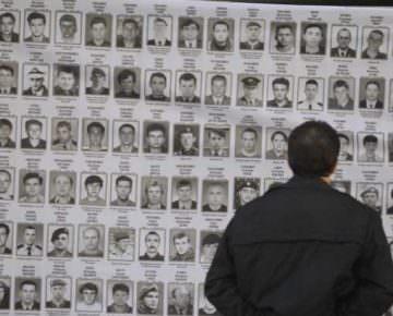 несталих Срба