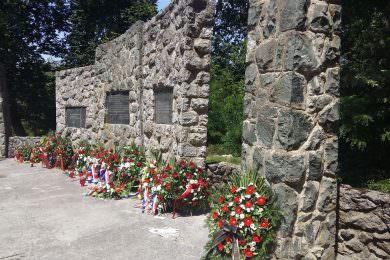 У Банском Грабовцу на Банији евоцирано сјећање на прву партизанску акцију на Банији и служен парастос за 1280 убијених Срба