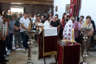 У Биочићу код Дрниша прослављено 130 година цркве Свeтог Петра и Павла