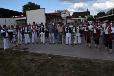 У Вргинмосту одржана осма по реду Ђедова Косидба